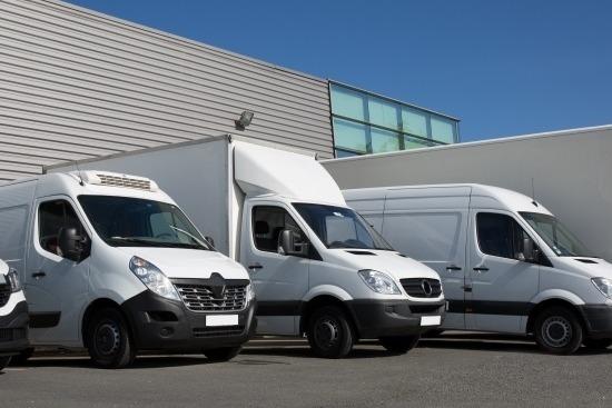 NV De Moor Bestelwagen en lichte vracht